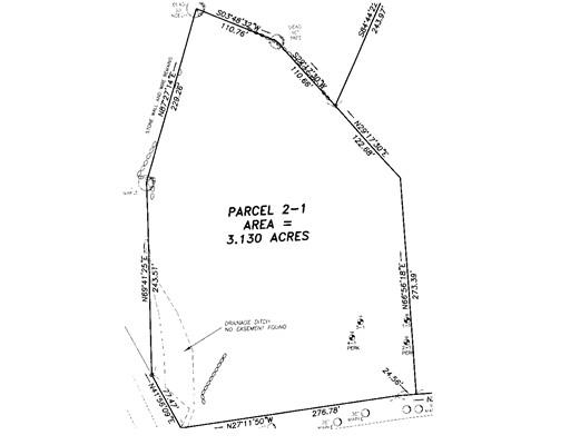 Parcel 2-1 Reservoir Road Westhampton MA 01027