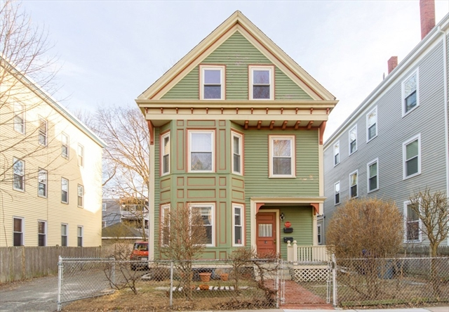13 Hall Street Boston MA 02130