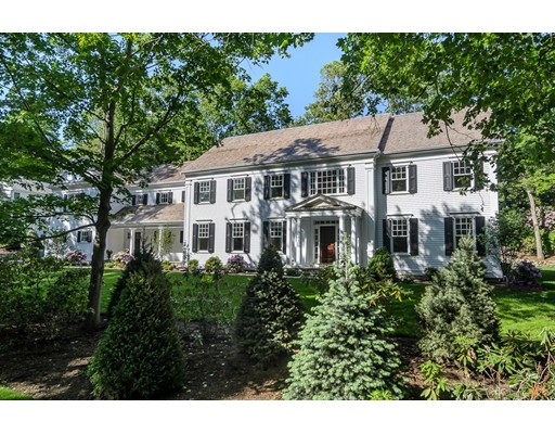3 Wachusett Road, Wellesley, MA