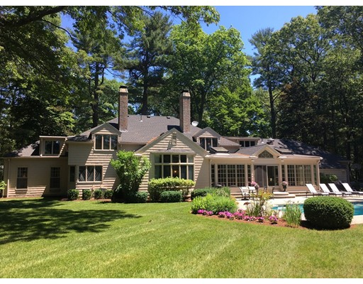 174 Winding River Road, Wellesley, MA