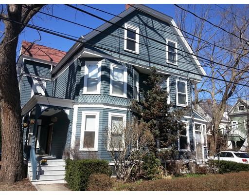 48 Harris Street, Brookline, MA 02446