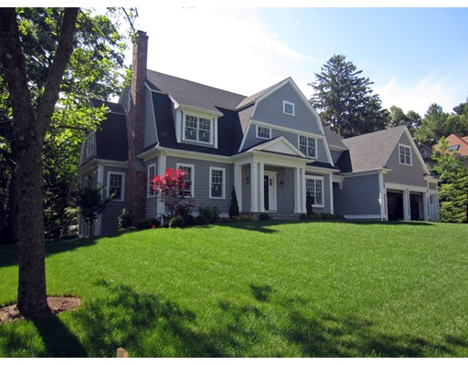 2 Cypress, Wellesley, MA