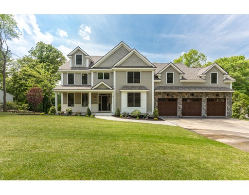 10 Linmoor Terrace, Lexington, MA