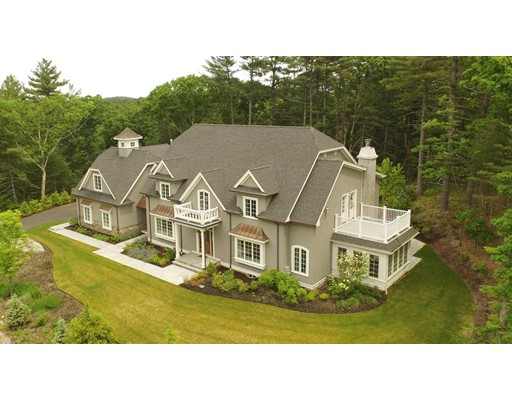 14 Aberdeen Road, Weston, MA