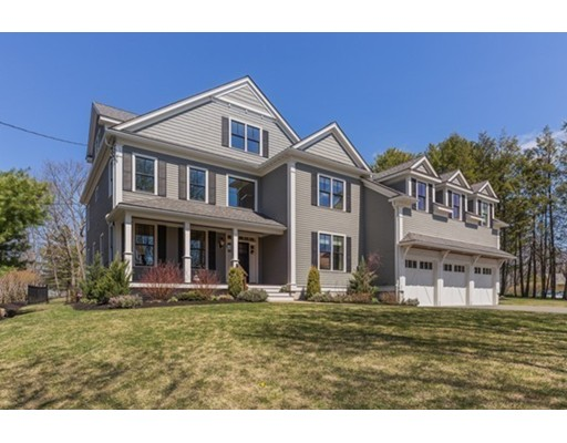 32 Whipple Road, Lexington, MA