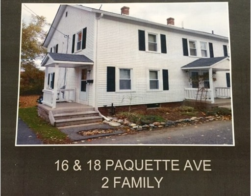 16-24 Paquette Ave & 142-144 West Street, Northampton, MA 01060