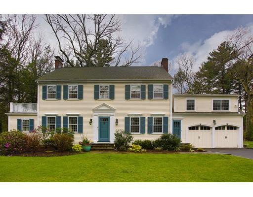 33 Aberdeen Road, Weston, MA