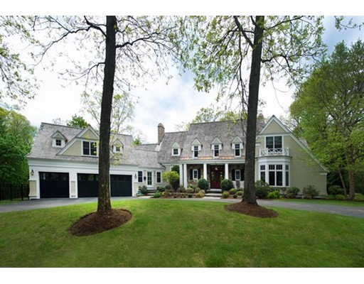 66 Arnold Road, Wellesley, MA