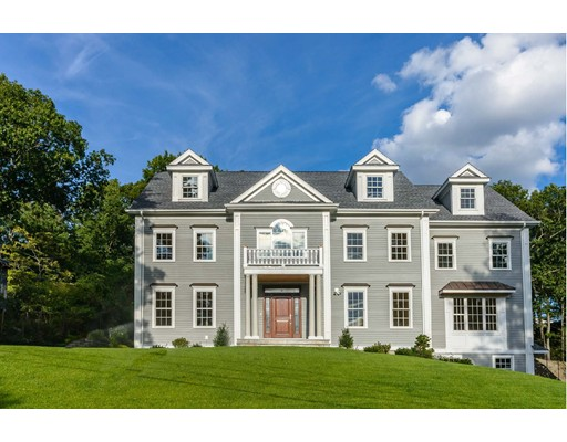 3 Tricorne Road, Lexington, MA