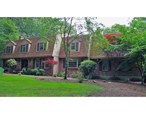 124 Bogastow Brook Road, Sherborn, MA