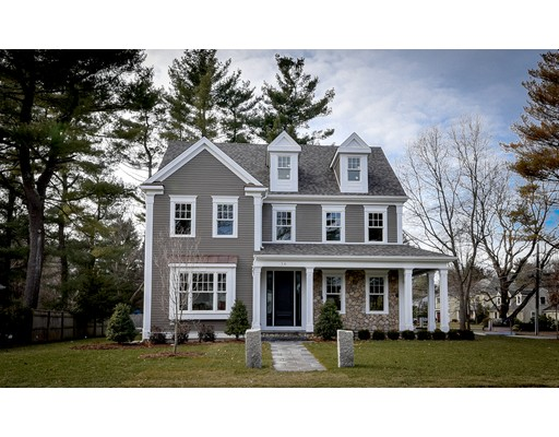 16 Hamilton Road, Wellesley, MA