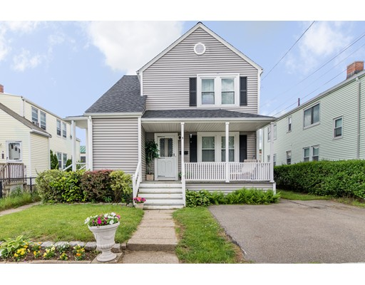 5 Whiton, Quincy, MA 02169