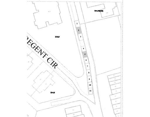 Regent Circle Parking 5 Brookline MA 02445
