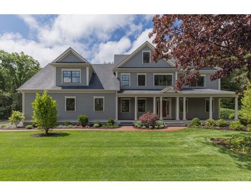 6 Blueberry Lane, Lexington, MA