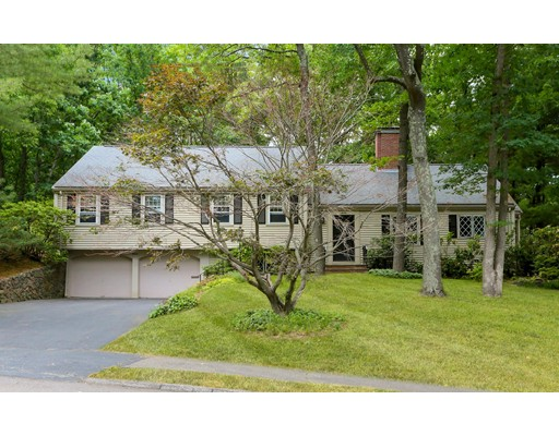 7 Sturbridge Road, Wellesley, MA