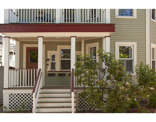 8 Bay State Avenue, Somerville, MA 02144