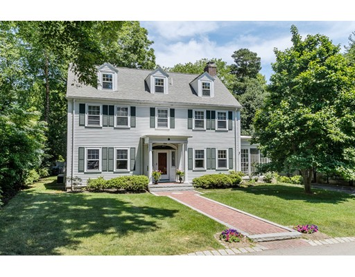 22 Leighton Road, Wellesley, MA