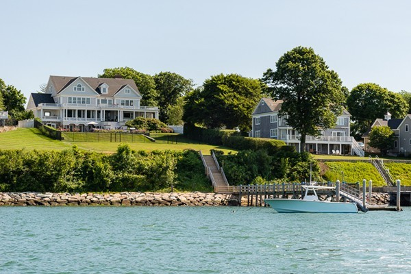 south shore waterfront homes for sale duxbury waterfront