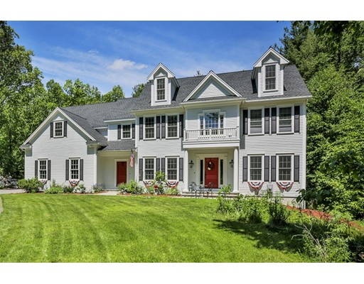 108 Spectacle Hill Road, Bolton, MA