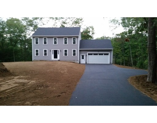 105 Dover Rd. NEW CONSTRUCTION, Millis, MA
