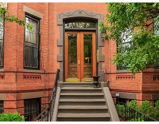 337 Marlborough Street, Boston, MA 02115