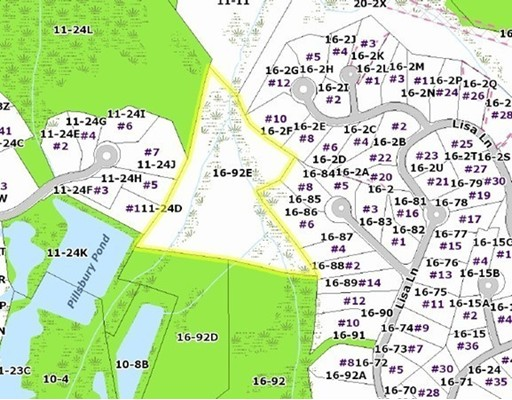 Lot 16-92E Rear Lisa Lane, Georgetown, MA