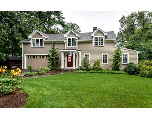 10 Winslow Road, Wellesley, MA