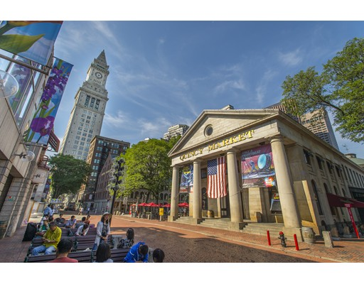 1 Faneuil HALL, Boston, MA 02109