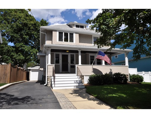 47 Johnson Avenue, Medford, MA
