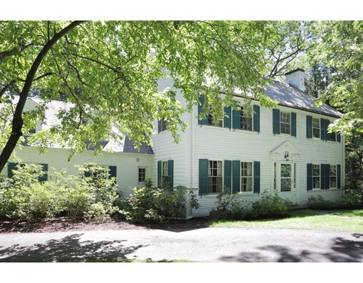 38 Lowell Road, Wellesley, MA