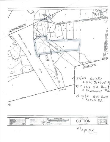 Lot 1 Oakhurst Road Sutton MA 01590
