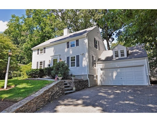 16 Carver Road, Wellesley, MA