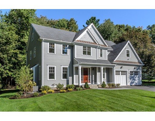 46 Pilgrim Road, Wellesley, MA