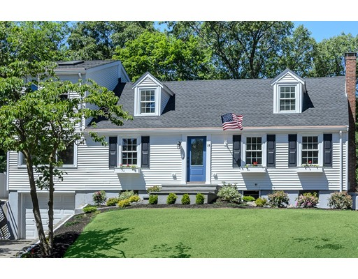 15 Burke Lane, Wellesley, MA