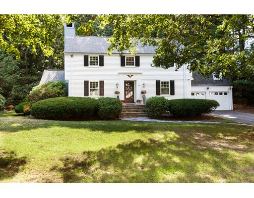 16 Hampshire Road, Wellesley, MA