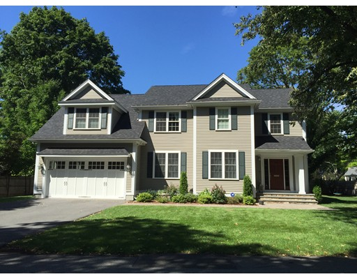 8 Chesterton Road, Wellesley, MA