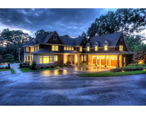 36 Spruce Hill Road, Weston, MA