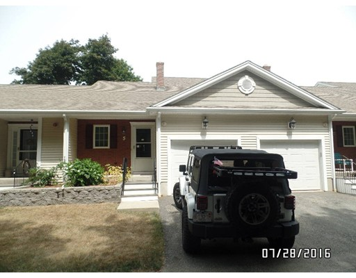 5 Maple Brook Drive, Rutland, MA 01543