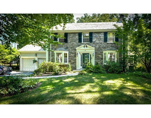 30 Thackeray Road, Wellesley, MA
