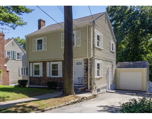 83 Circuit Road, Dedham, MA