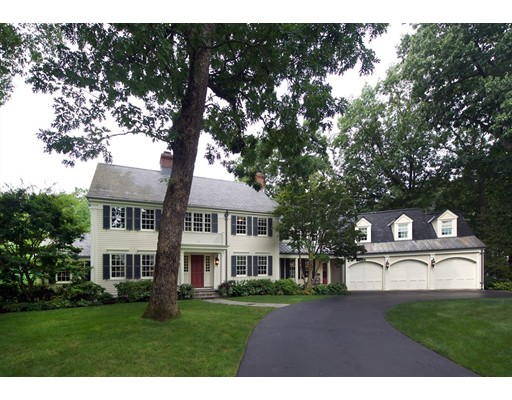 102 Old Colony Road, Wellesley, MA