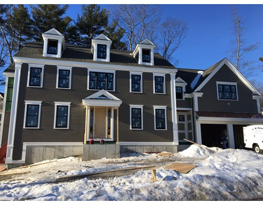 LOT 1 ROCKWOOD Lane, Needham, MA