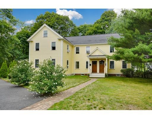 91 Bur Avenue Medford MA Condo Real Estate Listing MLS
