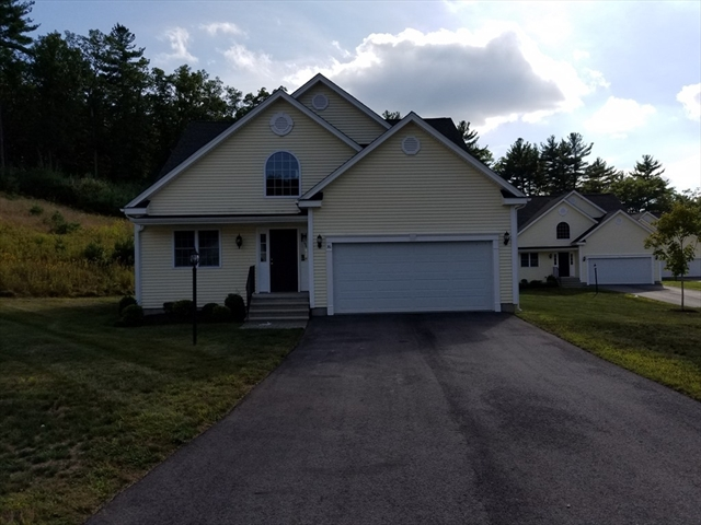 36 SHADOW CREEK LN, Ashland, MA, 01721, Middlesex Home For Sale