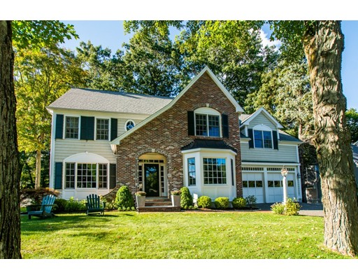 16 Woodland Road, Wellesley, MA