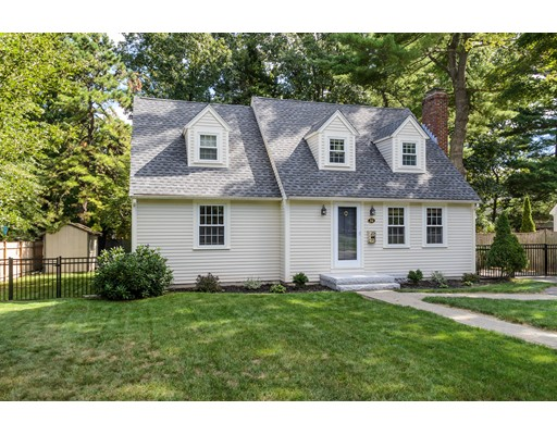 32 Willow Street, Wellesley, MA