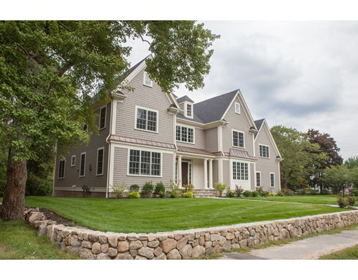 193 Lowell Road, Wellesley, MA