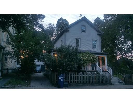 7 Whitman Street, Boston, MA 02124