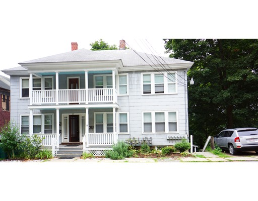 68 Marshall Street, Fitchburg, MA 01420
