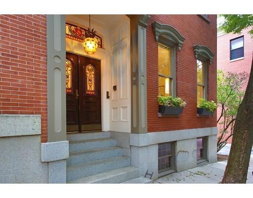 41 Chestnut Street, Boston, MA